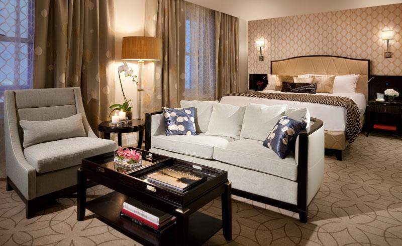 canada vancouver rosewood georgia hotel deluxe guestroom