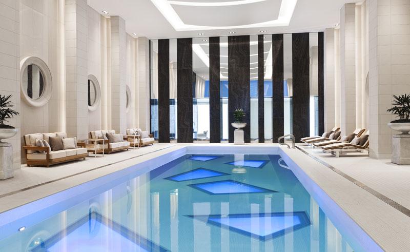 canada vancouver rosewood georgia hotel saltwater lap pool