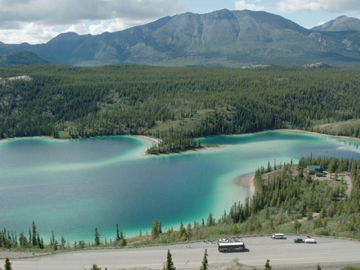 canada yukon emerald lake ctc