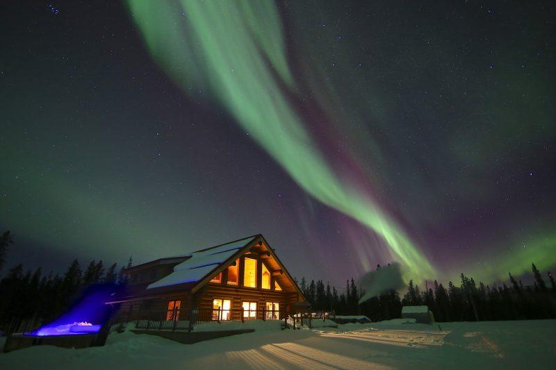 canada yukon northern lights resort and spa 1