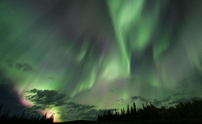 canada yukon northern lights ty