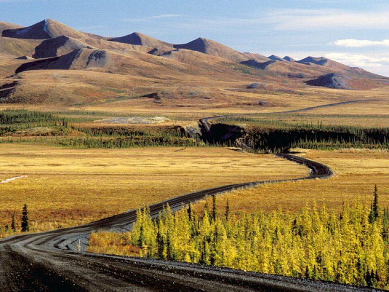 canada yukon wilderness road ctc
