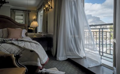 cape grace hotel room view
