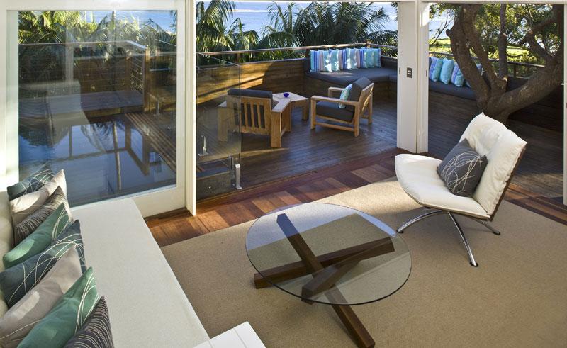 capella lodge lidgbird suite