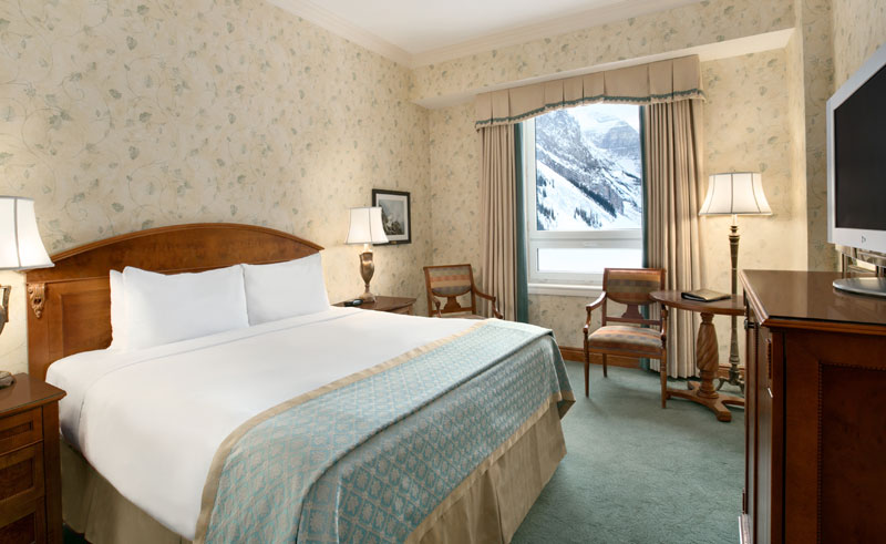 chateau lake louise lakeview room