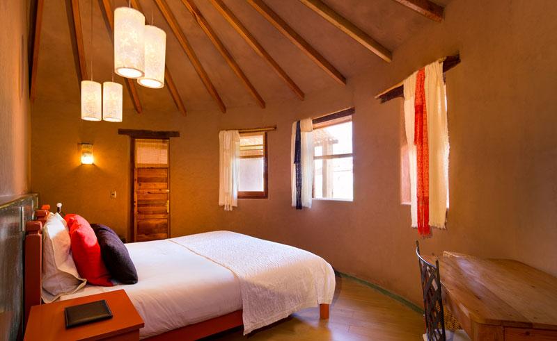 chile atacama hotel altiplanico bedroom cscda