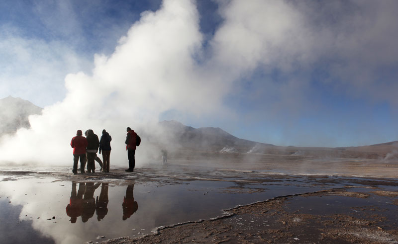 chile atacama tatio geysers is
