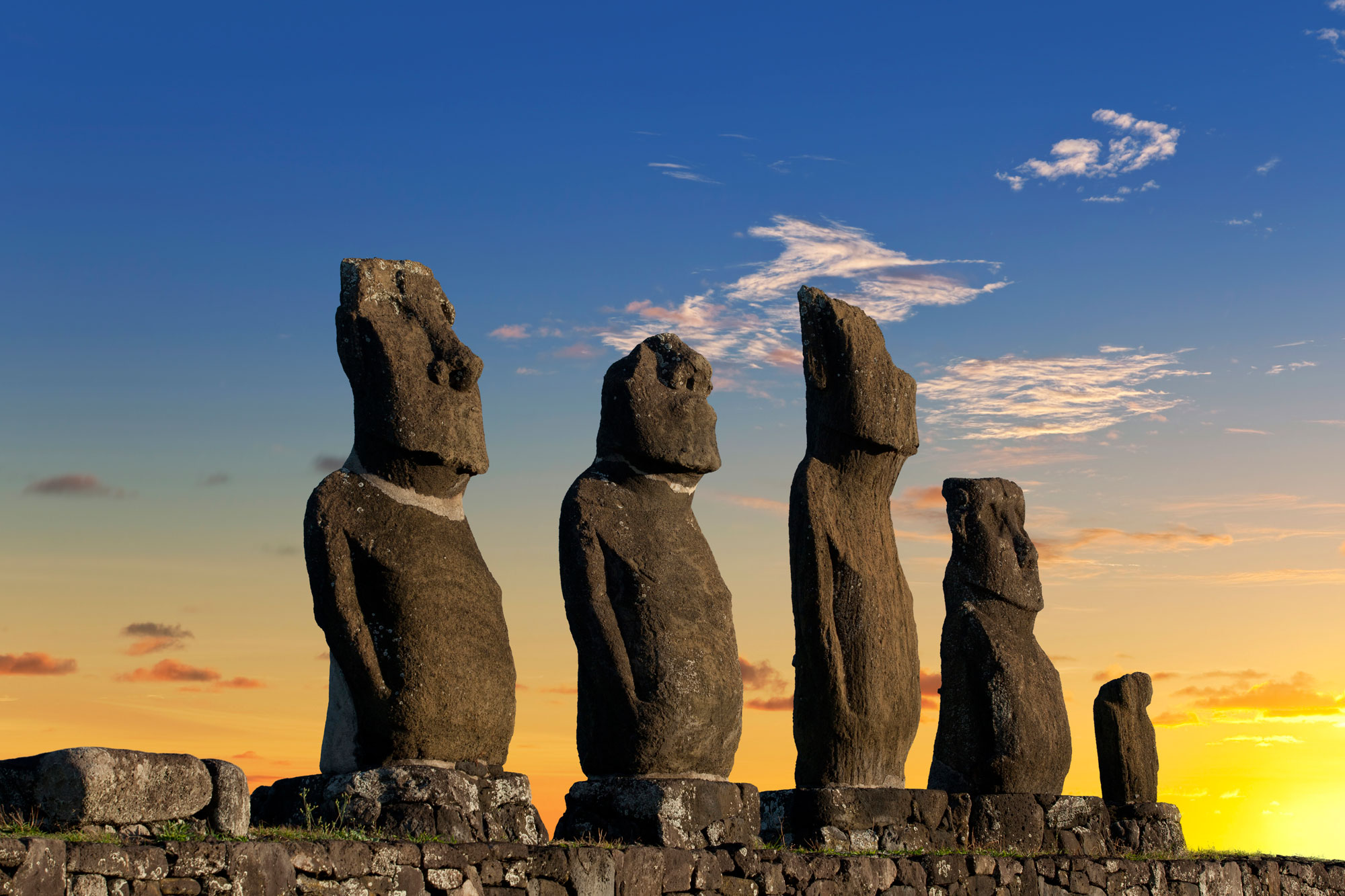 Easter Island Enigma Chile Add On