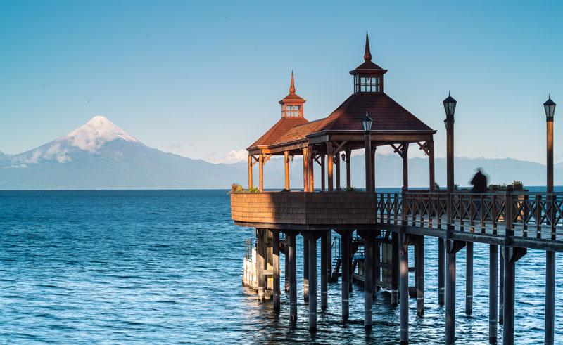 chile lake district osorno frutillar istk