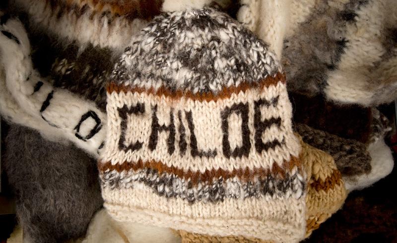 chile lakes chiloe handicrafts istk