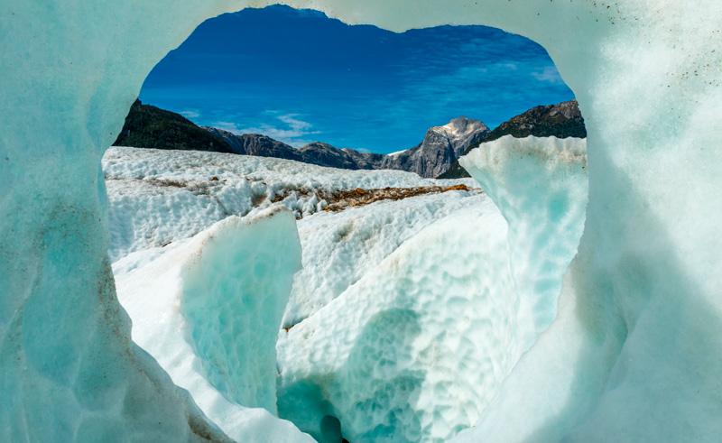 chile patagonia exploradores glacier shutterstock