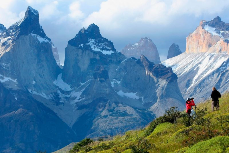 chile patagonia hiking torres del paine turismo chile
