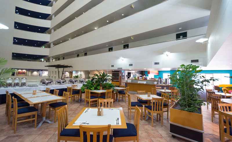 darwin central hotel restaurant