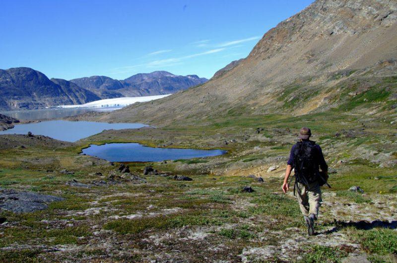 east greenland hiking trail gtb