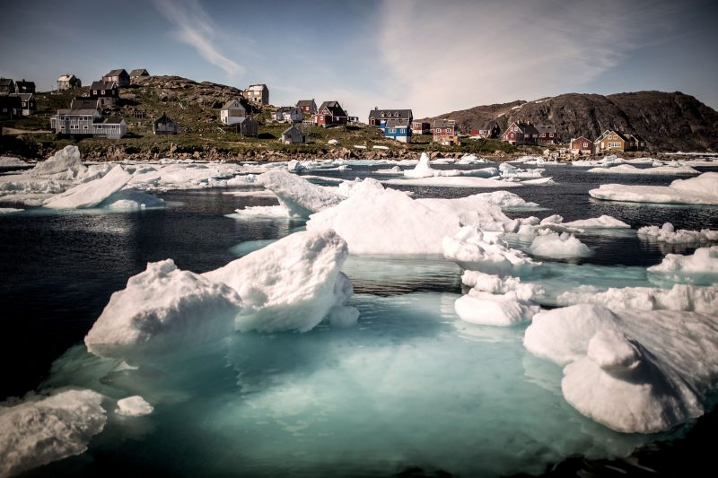 east greenland kulusuk harbour sea ice vg