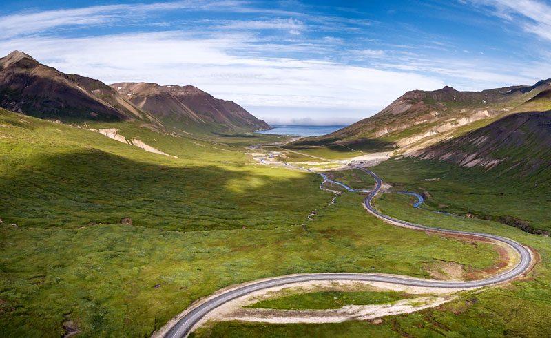 east iceland borgarfjordur eystri dyrfjoll rth
