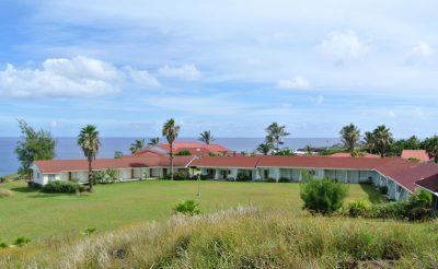 easter island iorana exterior