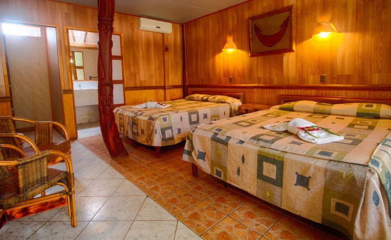 easter island manavai superior room
