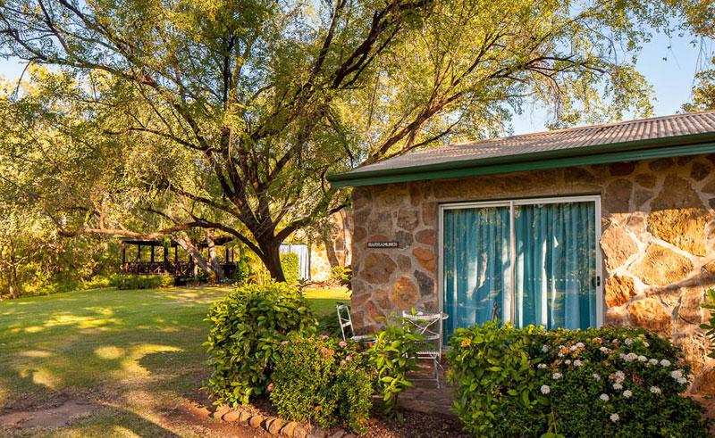el questro wilderness park station bungalow