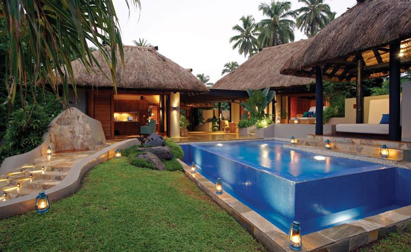 fiji vanua levu jean michel cousteau resort villa
