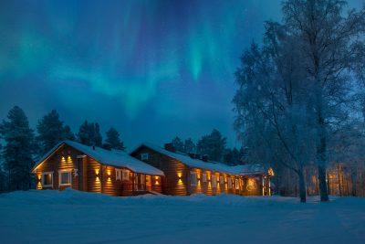 finland lapland beana laponia aurora