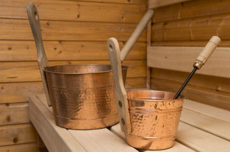 finnish sauna istock