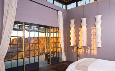 fish river lodge bedroom interior