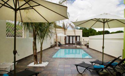 galton house swimming pool