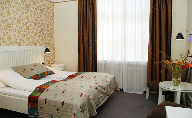 grand hotel terminus bergen standard room