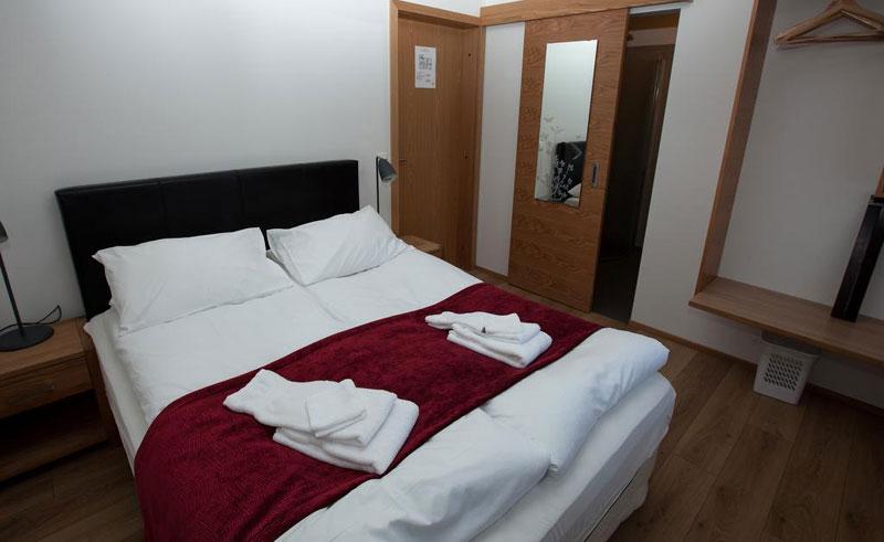grundarfjordur bed and breakfast bedroom