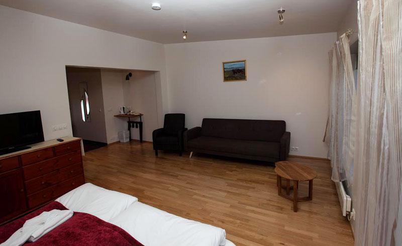 grundarfjordur bed and breakfast room