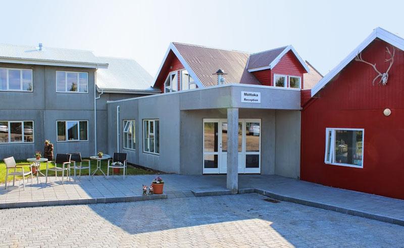 guesthouse eyvindara exterior
