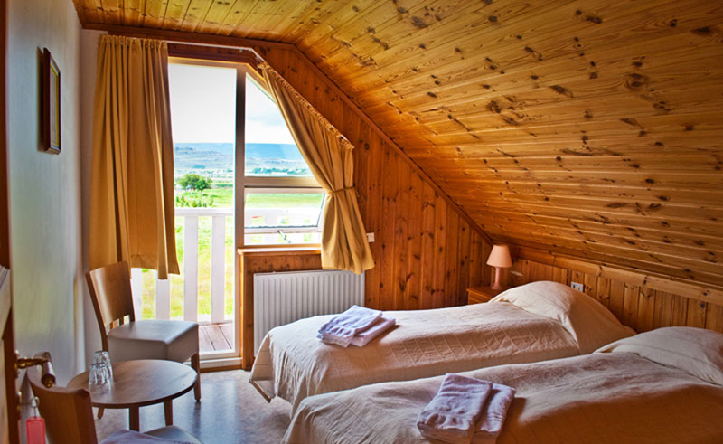 guesthouse eyvindara guestroom