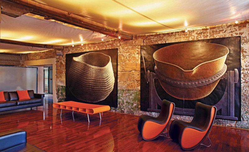 henry jones art hotel foyer