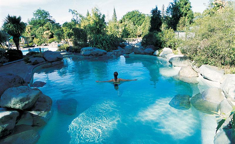 heritage hanmer springs the swimming pool
