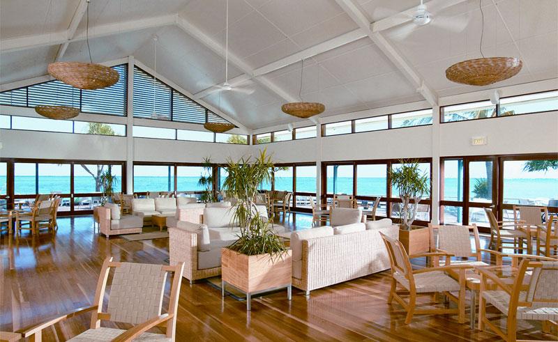 heron island common lounge