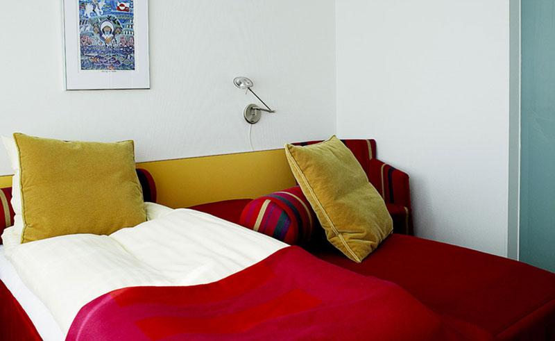 hotel arctic standard room