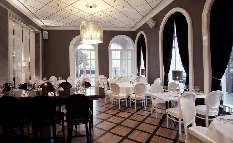 hotel borg silfur restaurant