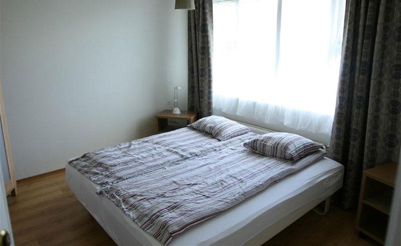 hotel framtid bedroom