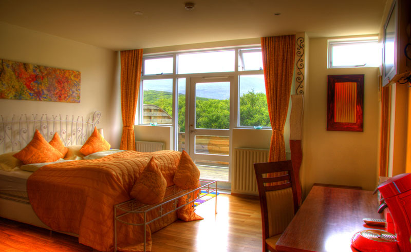 hotel glymur suite