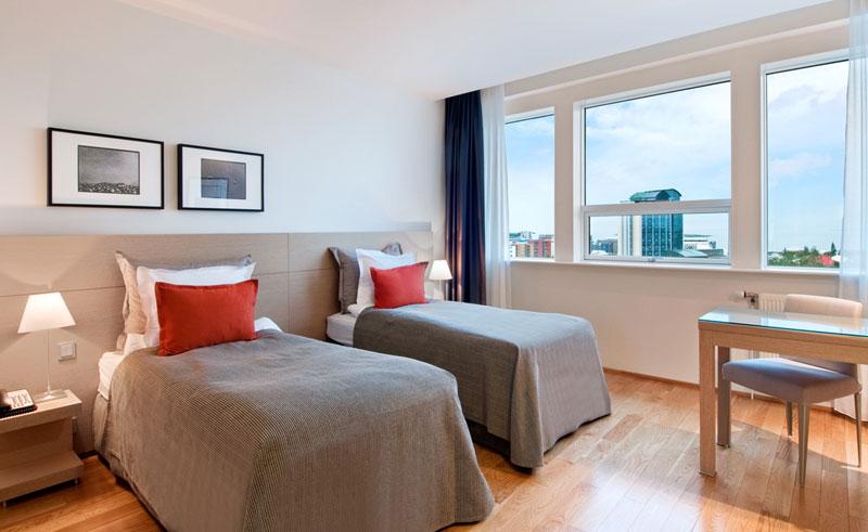 hotel hilton nordica twin room
