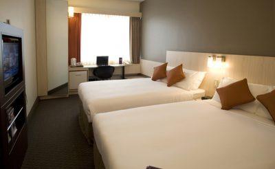 hotel ibis wellington twin room