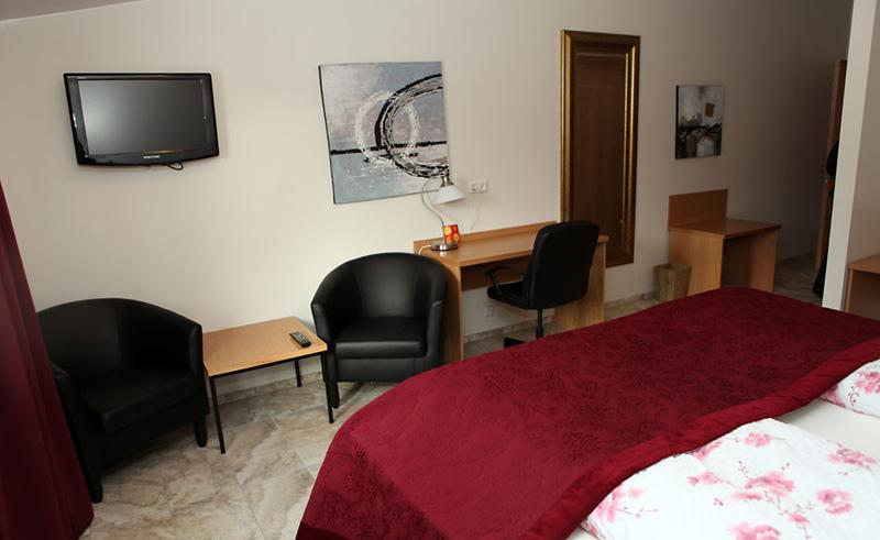 hotel katla double room