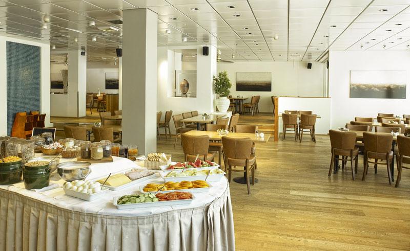 hotel kea breakfast
