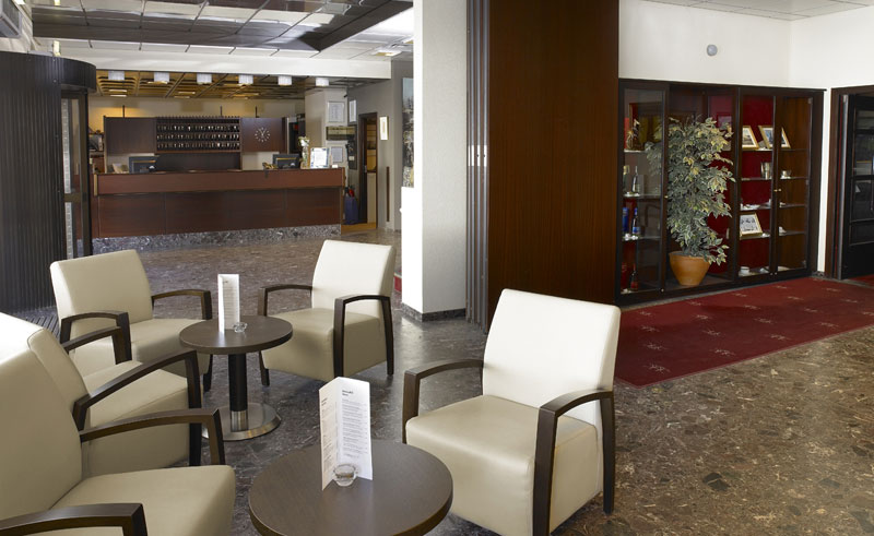 hotel kea reception