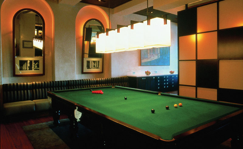 hotel lindrum billiard