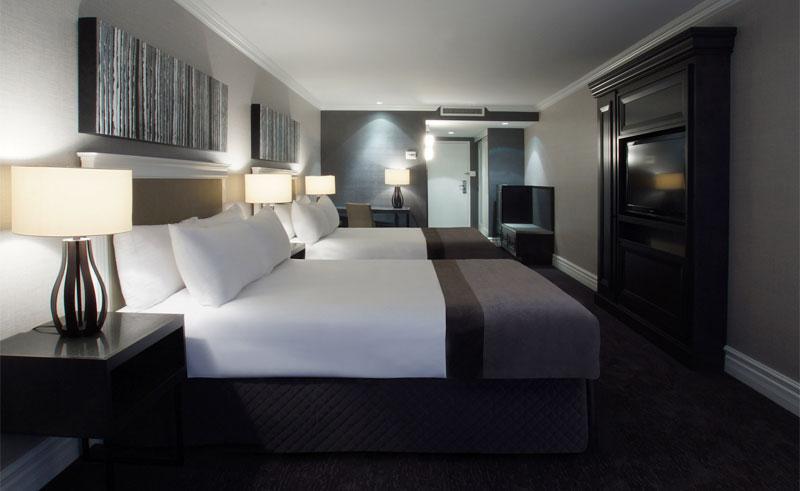hotel manoir victoria contemporary room