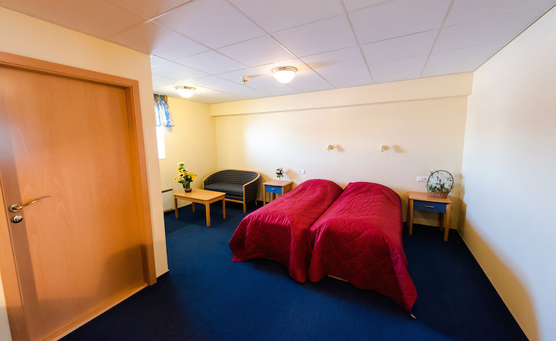 hotel nordurljos room