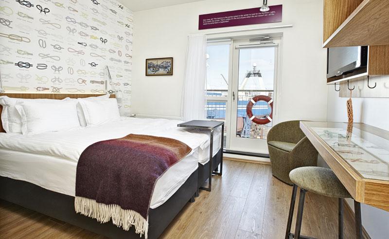 hotel reykjavik marina double room