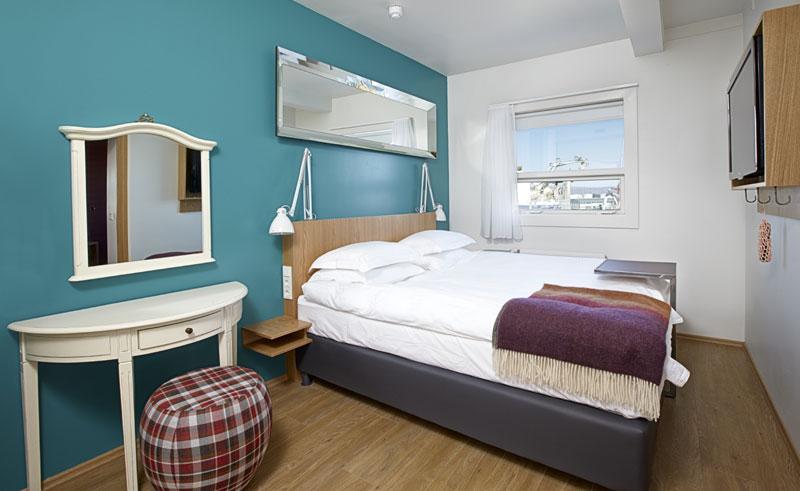 hotel reykjavik marina standard room